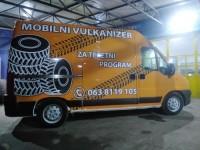 Mobilni vulkanizer za teretni program